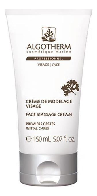 Массажный крем для тела Creme De Modelage Visage 150мл гирудотонус крем массажный