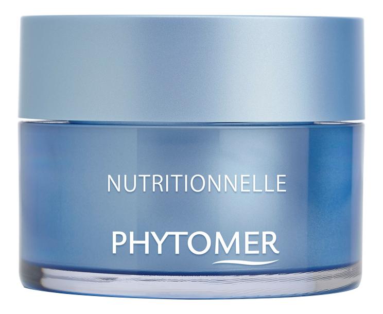 Защитный питательный крем для лица с церамидами Nutritionnelle Creme Sos Secheresse 50мл