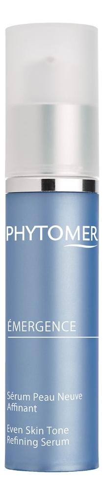 Купить Очищающая обновляющая сыворотка для лица Emergence Serum Peau Neuve Unifiant 30мл, PHYTOMER