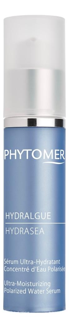 Увлажняющая сыворотка для лица с поляризованной водой Hydralgue Serum Ultra-Hydratant Concentre D'Eau Polarisee 30мл moisturizer hydratant
