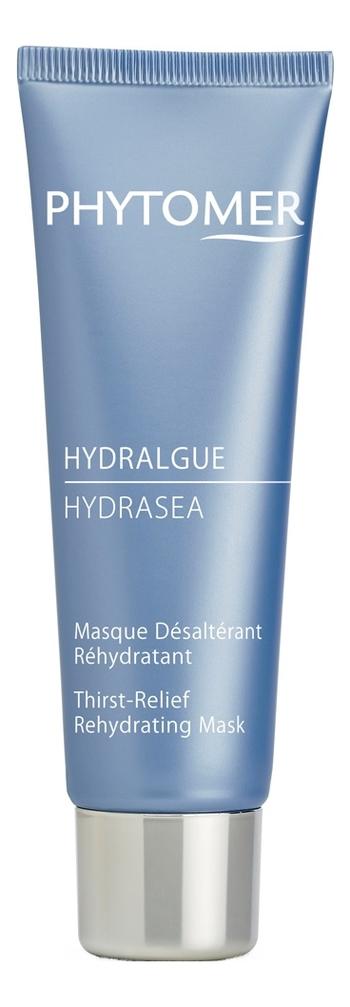 Купить Увлажняющая маска для лица Hydralgue Masque Desalterant Rehydratant 50мл, PHYTOMER
