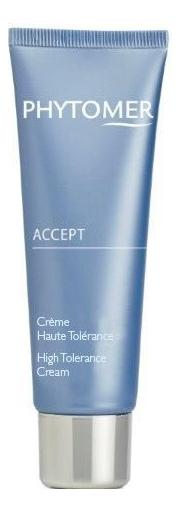 Успокаивающий смягчающий крем для лица Accept Creme Haute Tolerance 50мл
