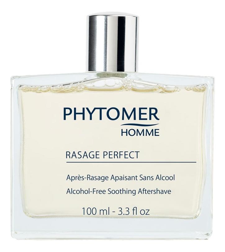 Успокаивающий лосьон после бритья без спирта Homme Rasage Perfect Apres-Rasage Apaisant Sans Alcool 100мл