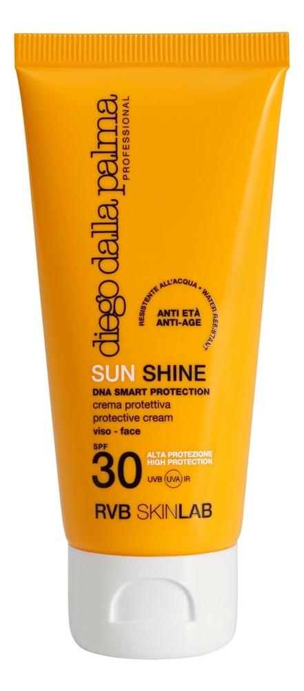 Солнцезащитный крем для лица Sun Shine Protective Cream Face Anti Age SPF30 50мл