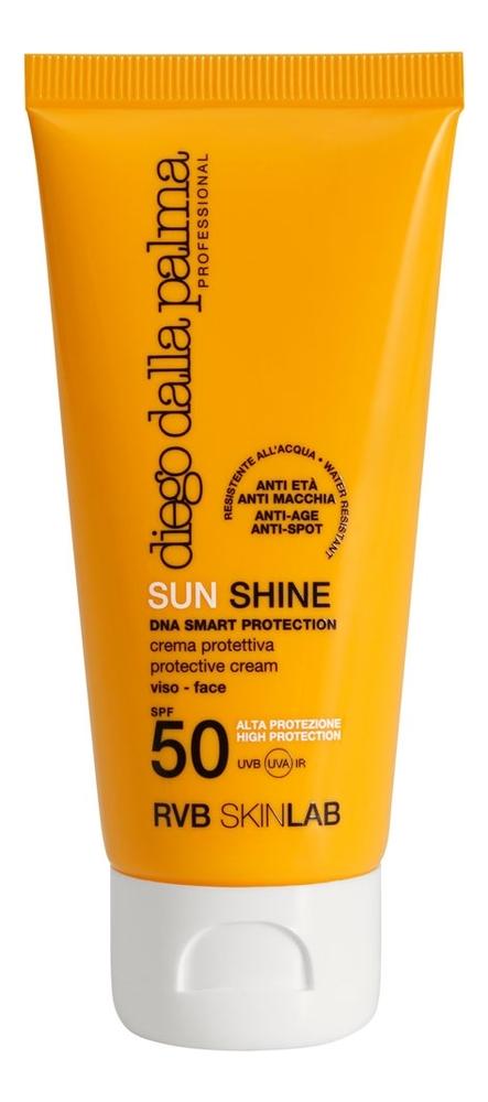 Солнцезащитный крем для лица Sun Shine Protective Cream Face Anti Age Anti-Spot SPF50 50мл