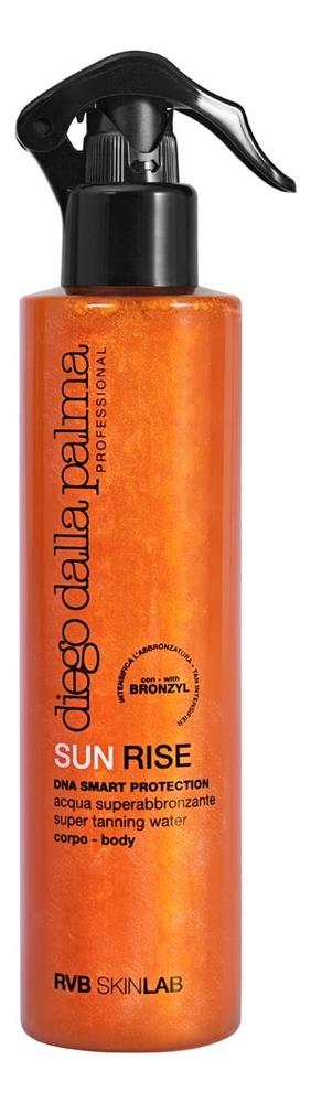 Купить Спрей-вода с пантенолом для интенсивного загара Sun Rise Super Tanning Water 300мл, Diego dalla Palma