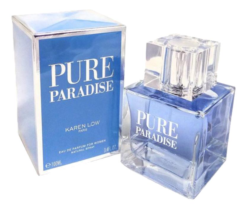 Karen Low Pure Paradise: парфюмерная вода 100мл geparlys парфюмерная вода pure eau fraiche women линии karen low 100 мл