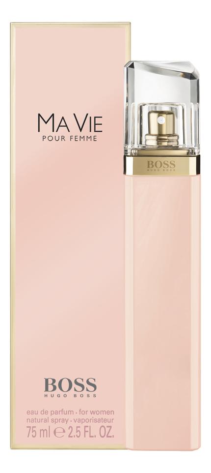 Купить Boss Ma Vie Pour Femme: парфюмерная вода 75мл, Hugo Boss
