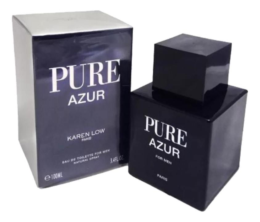 Фото - Pure Azur: туалетная вода 100мл a men pure malt creation туалетная вода 100мл