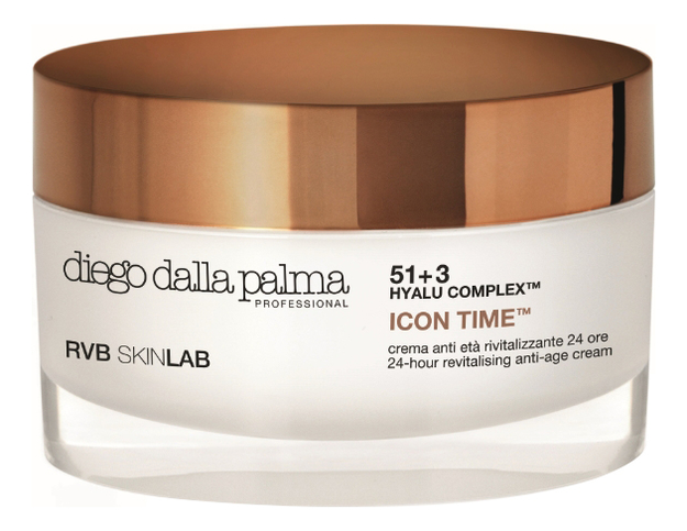 Купить Антивозрастной крем для лица 30+ 24 Icon Time Hour Revitalising Anti-Age Cream 50мл, Diego dalla Palma