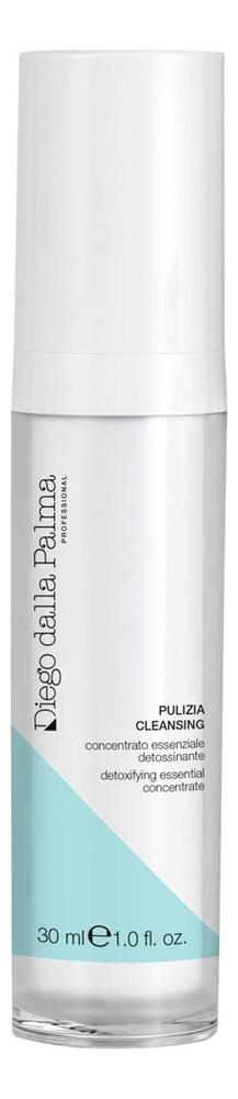 Купить Очищающий концентрат для лица Detoxifying Essential Concentrate 30мл, Diego dalla Palma
