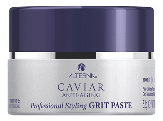 Текстурирующая паста для волос подвижной фиксации Caviar Anti-Aging Professional Styling Grit Paste 52г фото