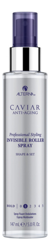 Спрей для создания локонов Caviar Anti-Aging Professional Styling Invisible Roller Spray 147мл