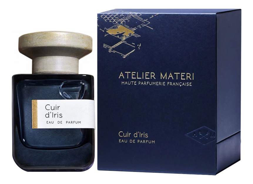Cuir D'Iris: парфюмерная вода 100мл atelier des ors aube rubis парфюмерная вода 100мл