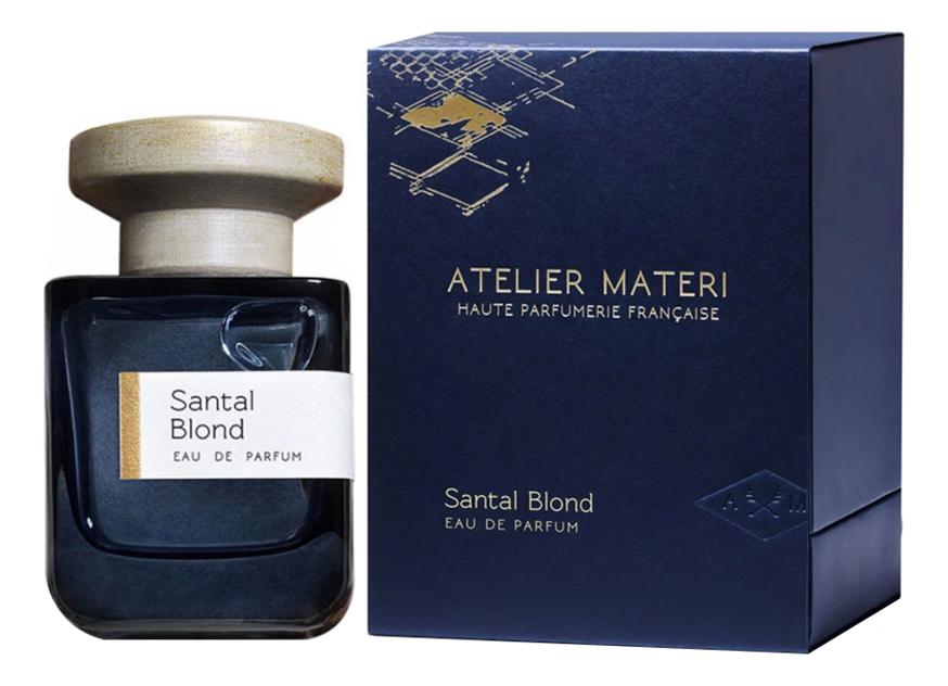 Santal Blond: парфюмерная вода 100мл atelier des ors aube rubis парфюмерная вода 100мл