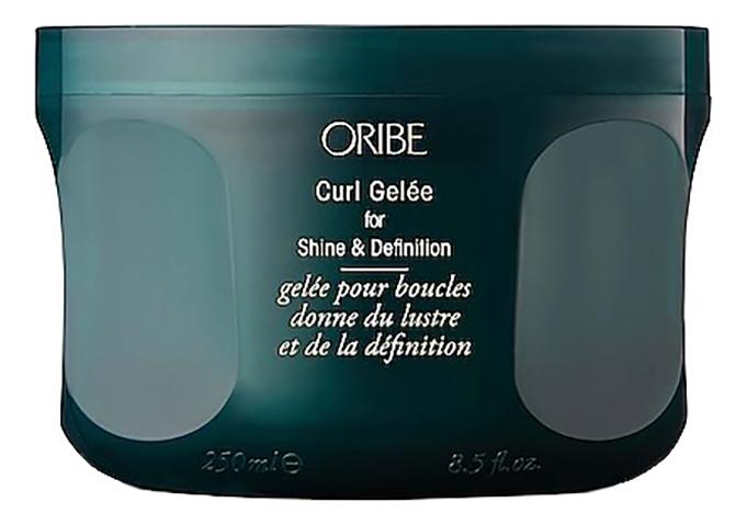 Гель для блеска и дефинирования кудрей Curl Gelee For Shine & Definition 250мл