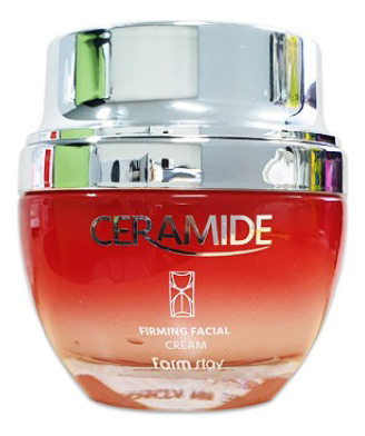 Укрепляющий крем для лица с керамидами Ceramide Firming Facial Cream 50мл