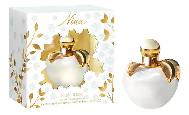 Nina Ricci Snow Princess: туалетная вода 80мл