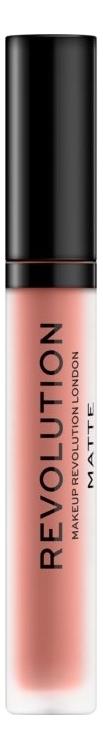 Купить Жидкая губная матовая помада для губ Matte 3мл: 106 Glorified, Makeup Revolution