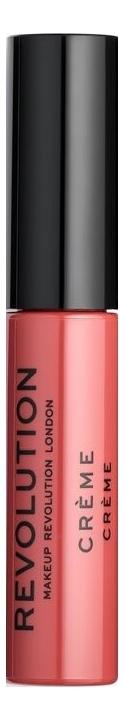 Купить Кремовая помада для губ Creme 6мл: 112 Ballerina, Makeup Revolution