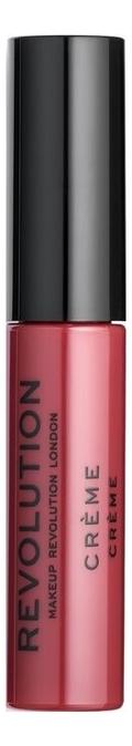 Купить Кремовая помада для губ Creme 6мл: 116 Dollhouse, Makeup Revolution