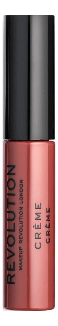 Купить Кремовая помада для губ Creme 6мл: 124 Gone Rogue, Makeup Revolution