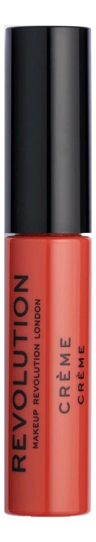 Купить Кремовая помада для губ Creme 6мл: 107 RBF, Makeup Revolution