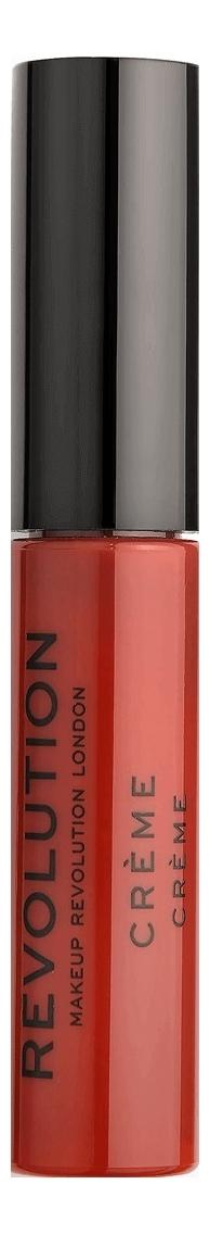Купить Кремовая помада для губ Creme 6мл: 134 Ruby, Makeup Revolution