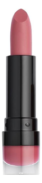Матовая помада для губ Matte Lipstick: 112 Ballerina nyx professional makeup замшевая помада для губ suede matte lipstick munchies