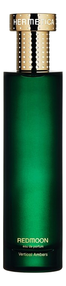 Hermetica Vertical Ambers Redmoon: парфюмерная вода 100мл тестер hermetica cedarise туалетные духи тестер 100 мл
