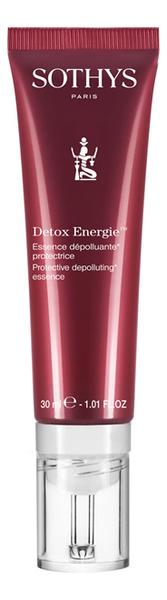 Купить Детокс-эссенция для лица с защитным действием Detox Energie Protective Depolluting Essence 30мл, Sothys