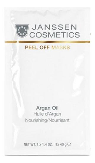 Альгинатная маска ля лица с аргановым маслом Peel Off Masks Argan Oil: Маска 40мл