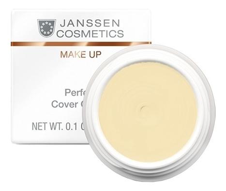 Тональный крем-камуфляж для лица Make Up Perfect Cover Cream 5мл: No 01 стойкий тональный крем для лица perfect radiance make up spf15 30мл no 04 американо