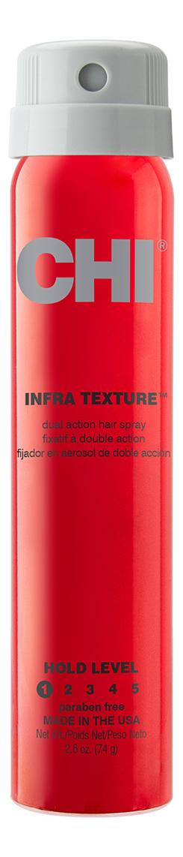 Лак для волос двойного действия Infra Texture Dual Action Hair Spray: 74г