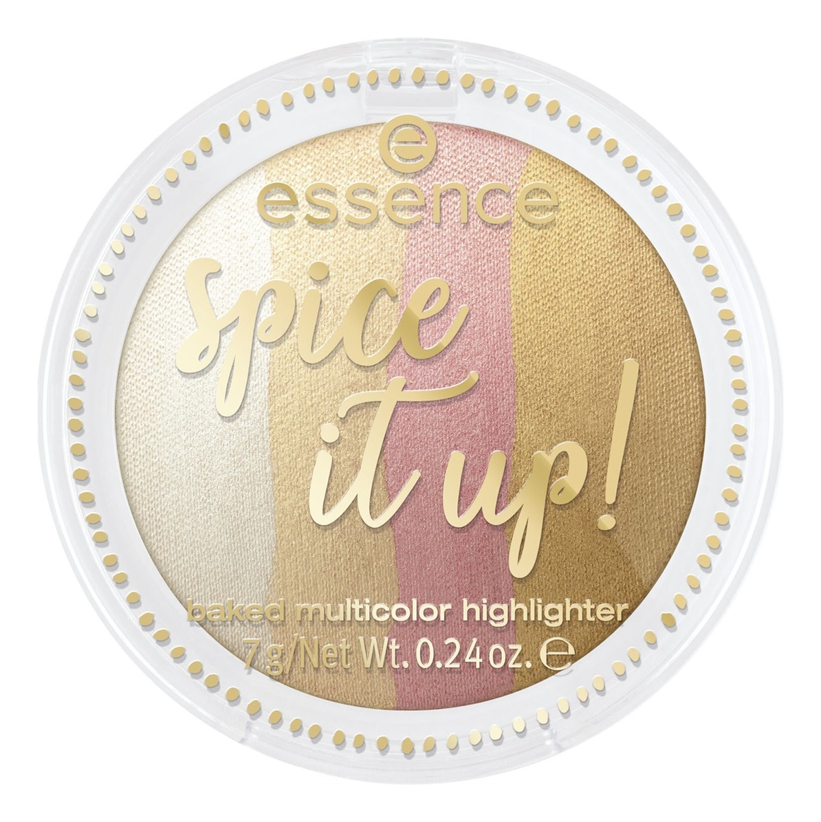 Хайлайтер для лица Spice It Up! Baked Multicolor Highlighter 7г
