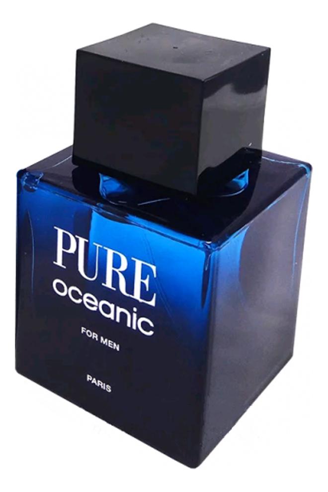 Фото - Pure Oceanic: туалетная вода 100мл a men pure malt creation туалетная вода 100мл