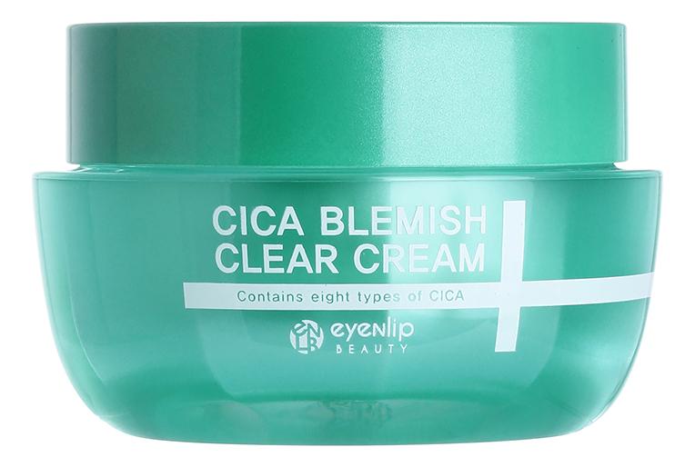 Купить Крем для лица Cica Blemish Clear Cream 50мл, Eyenlip