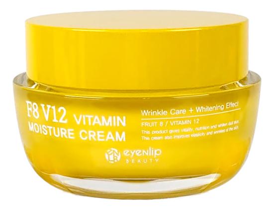 Купить Крем для лица F8 V12 Vitamin Moisture Cream 50мл, Eyenlip