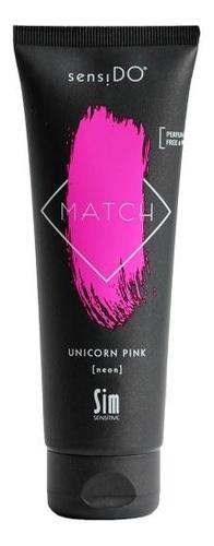 Интенсивный красителей прямого действия SensiDO Match 125мл: Unicorn Pink Neon