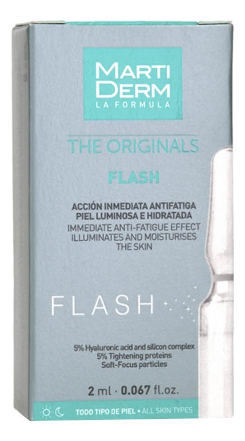 Ампульная сыворотка для лица The Originals Flash: Сыворотка 1*2мл