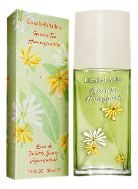 цена на Elizabeth Arden Green Tea Honeysuckle: туалетная вода 100мл