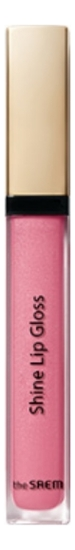 Блеск для губ Eco Soul Shine Lip Gloss 3,4г: PK01 Suger Pink блеск для губ eco soul shine lip gloss 3 4г cr01 coral nectar