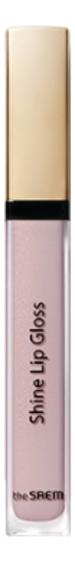 Блеск для губ Eco Soul Shine Lip Gloss 3,4г: PK02 Pink Aurora блеск для губ eco soul shine lip gloss 3 4г cr01 coral nectar