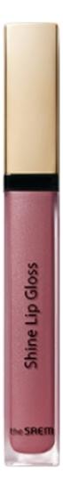 Блеск для губ Eco Soul Shine Lip Gloss 3,4г: PP01 Inner Purple блеск для губ eco soul shine lip gloss 3 4г cr01 coral nectar