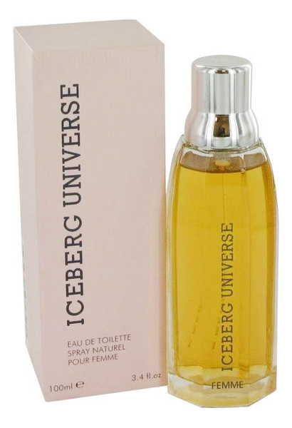 Universe Pour Femme: туалетная вода 100мл iceberg the iceberg fragrance парфюмерная вода 100мл тестер