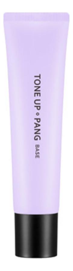 База под макияж Tone Up Pang Base SPF30 PA++ 35мл: Violet