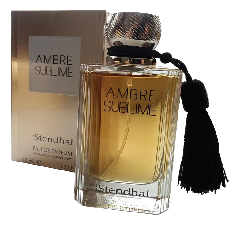 Stendhal Ambre Sublime: парфюмерная вода 40мл stendhal armance
