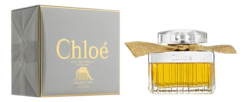 Купить Chloe Eau De Parfum Intense Collect'Or: парфюмерная вода 50мл