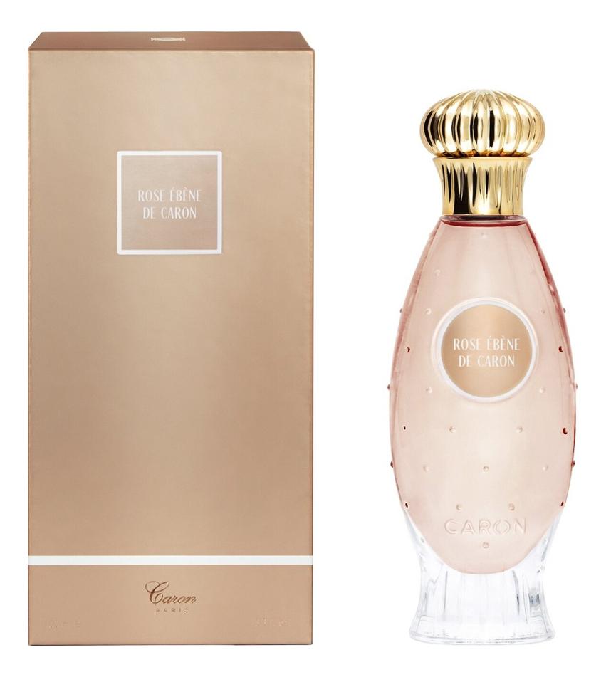 Купить Rose Ebene: парфюмерная вода 50мл, Caron