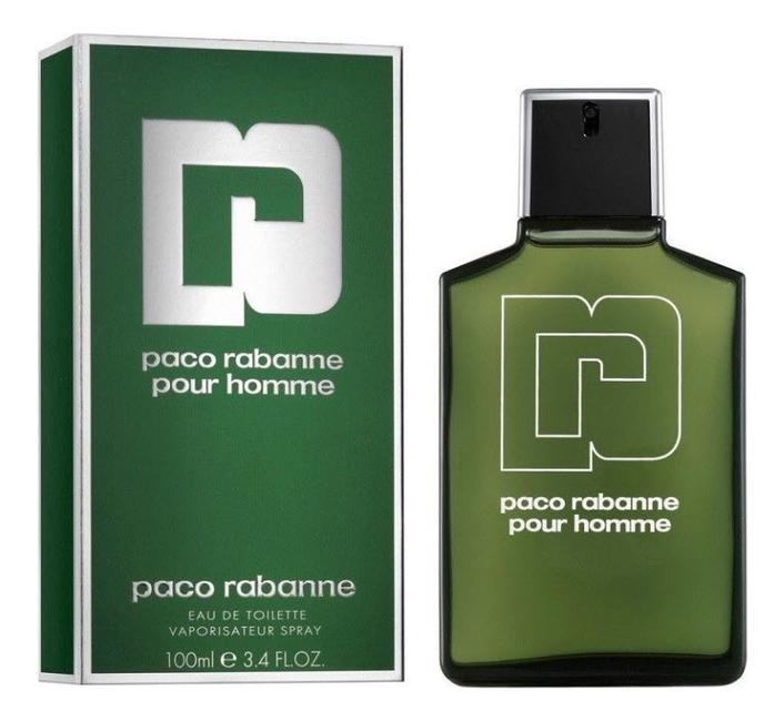Купить Pour Homme: туалетная вода 100мл, Paco Rabanne